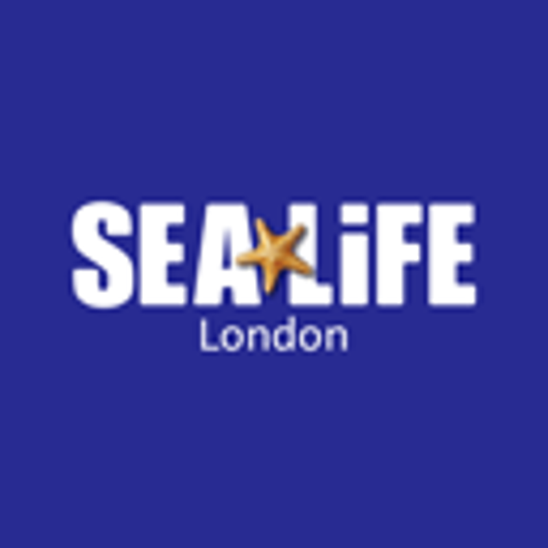 Sea Life London Aquarium Coupons & Promo Codes
